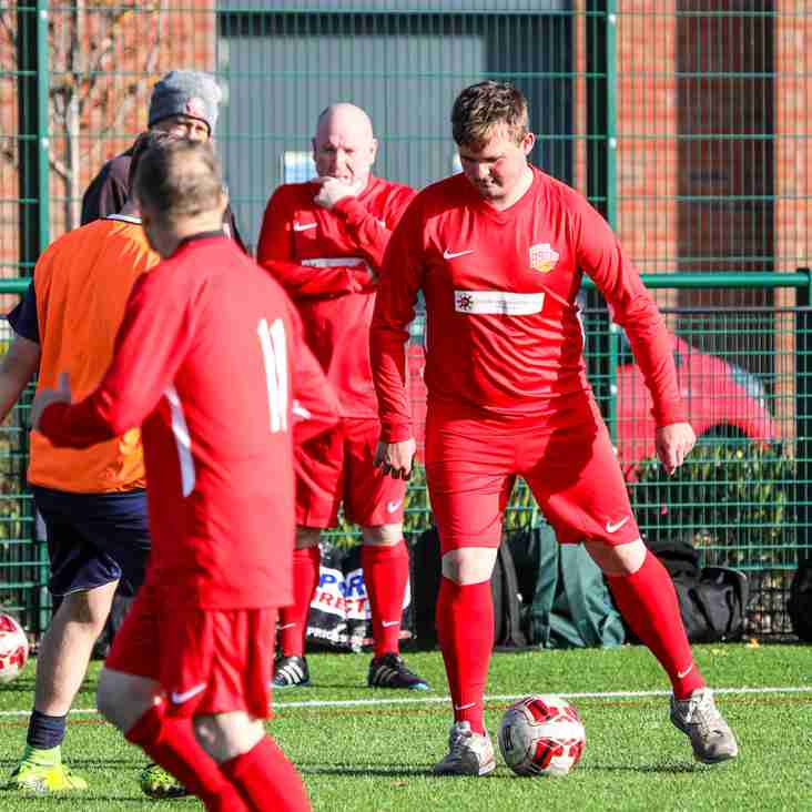 99ers in the Community - Walking Football