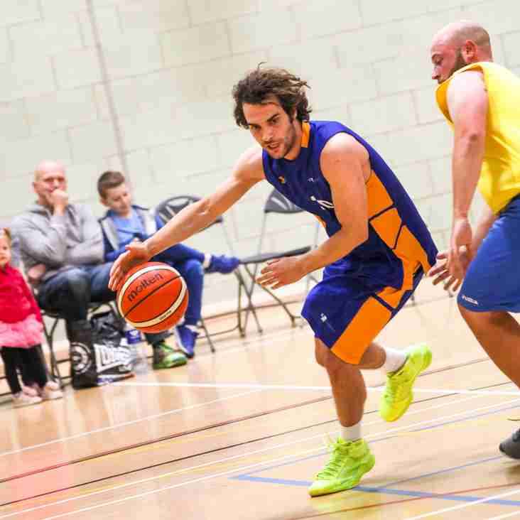 Monday Night: WMBL & YBL Senior Basketball 8pm - 10pm, Bloxwich