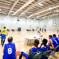Stafford Spartans vs. Walsall 99ers Basketball C.I.C.