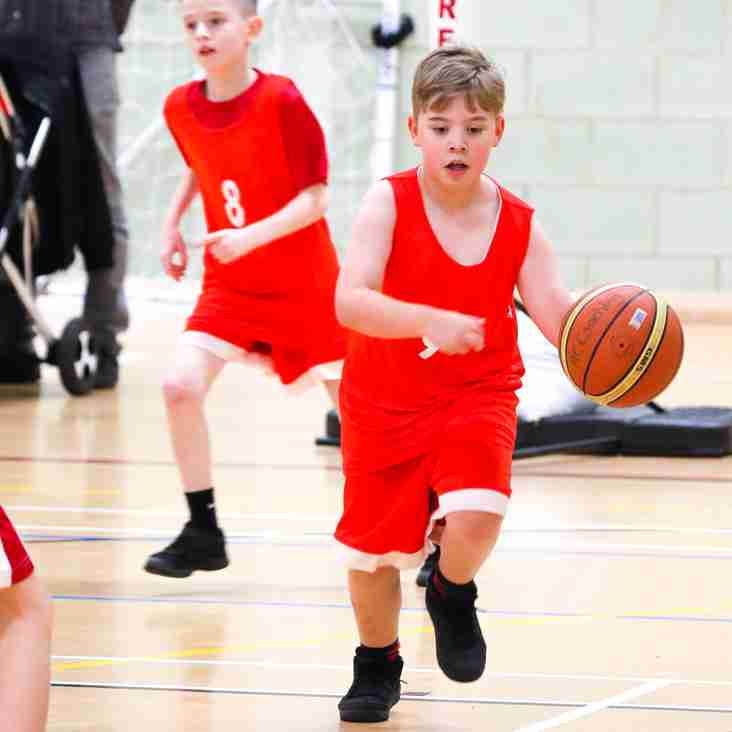Saturday Morning Basketball 10am FUNdermentals, 11am U11, U13,