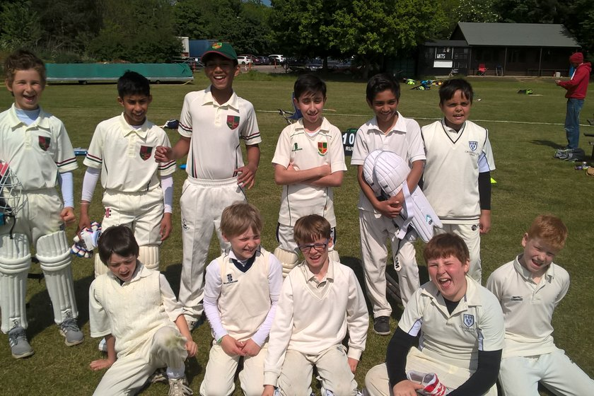Under 11s off to a winning start