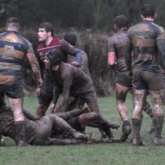 Saturday 28th Jan Ists  v loughborough mud bath by Peter Banks