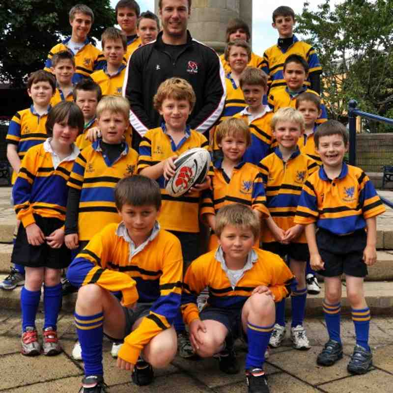 Stephen Ferris - Mini & Youth Ambassador