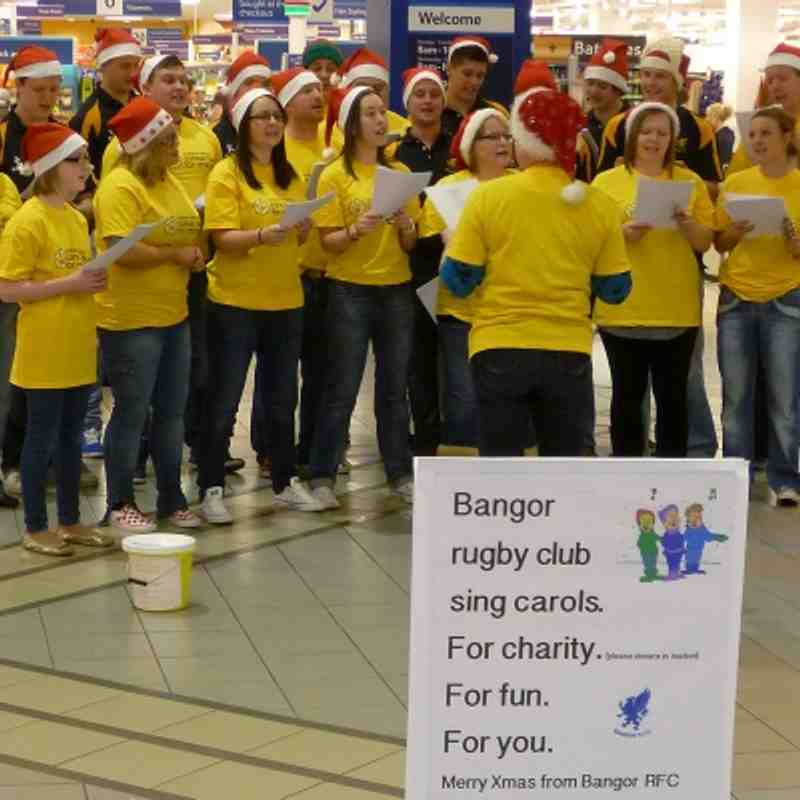 10/12/12 Carol singing in Bloomfields