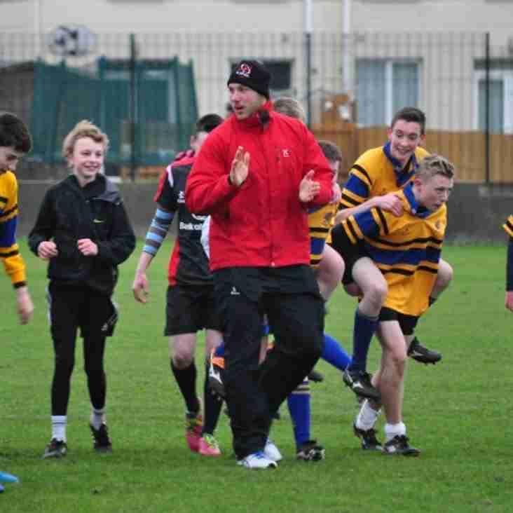 Training gets Stephen Ferris boost