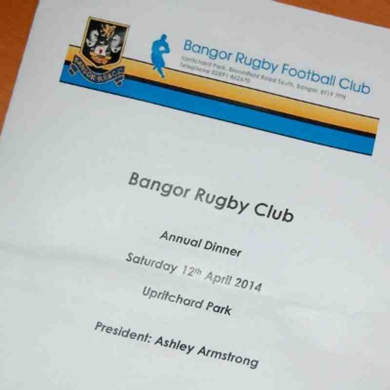 12/4/14 Rugby Club Dinner