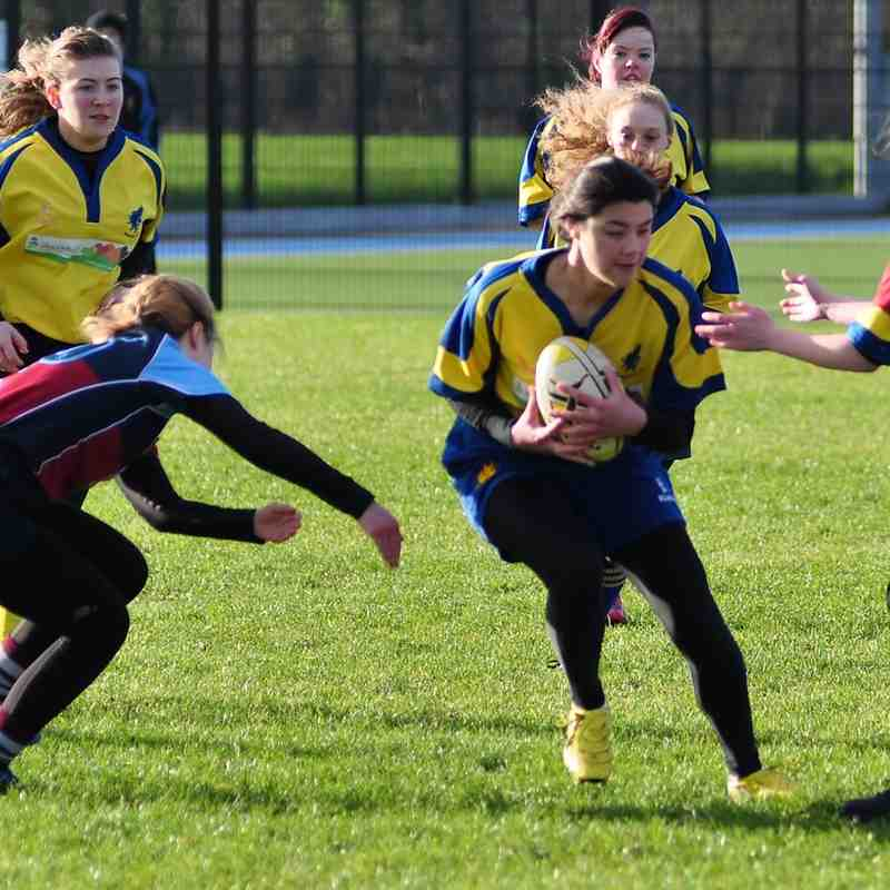 18/1/15 Harlequins - Ladies U19