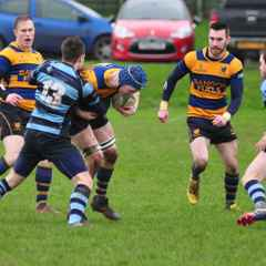 Bangor find it heavy going at Dromore