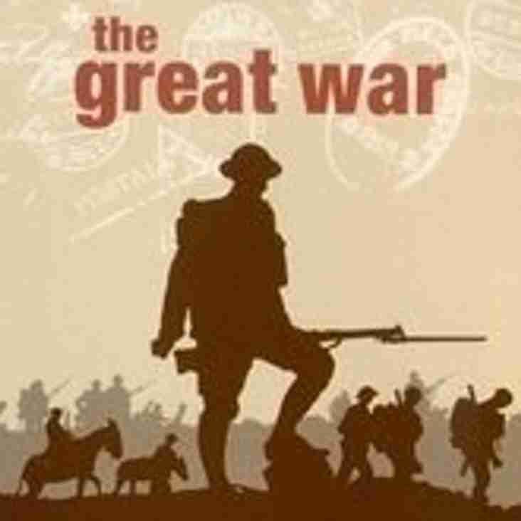 BRFC and the First World War