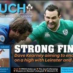 IRFU In Touch Magazine - May 2016