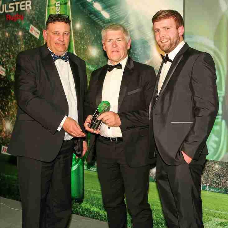 Heineken Ulster Rugby Awards 2016