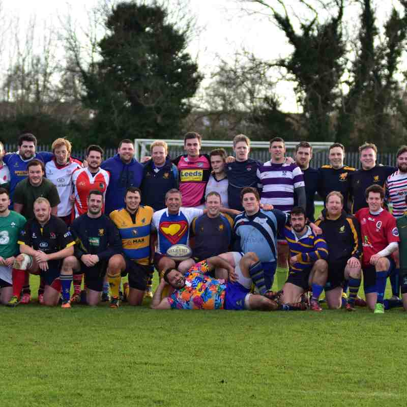 26/12/16 Boxing Day Stayers v Leavers