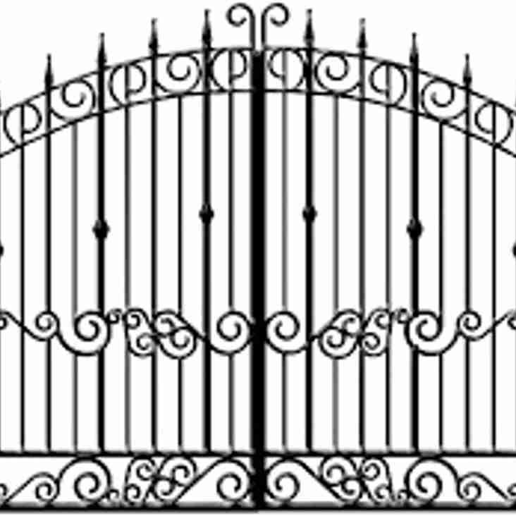 Gates to Upritchard Park