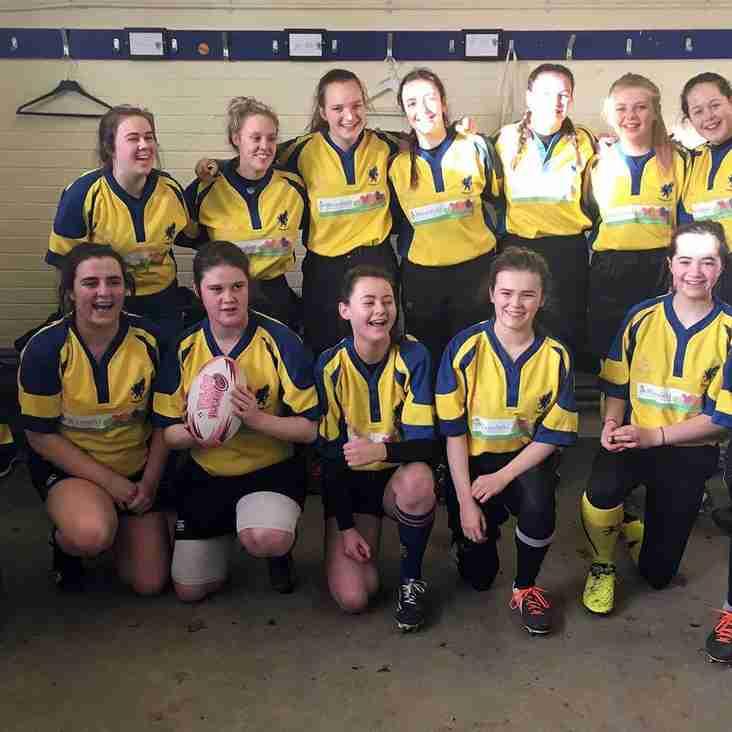 U18 girls enjoy run-out against Malone