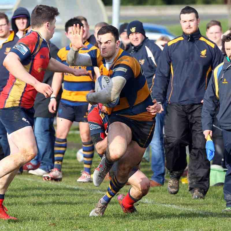 4/3/17 Ballyclare 2nds - Provincial League 1