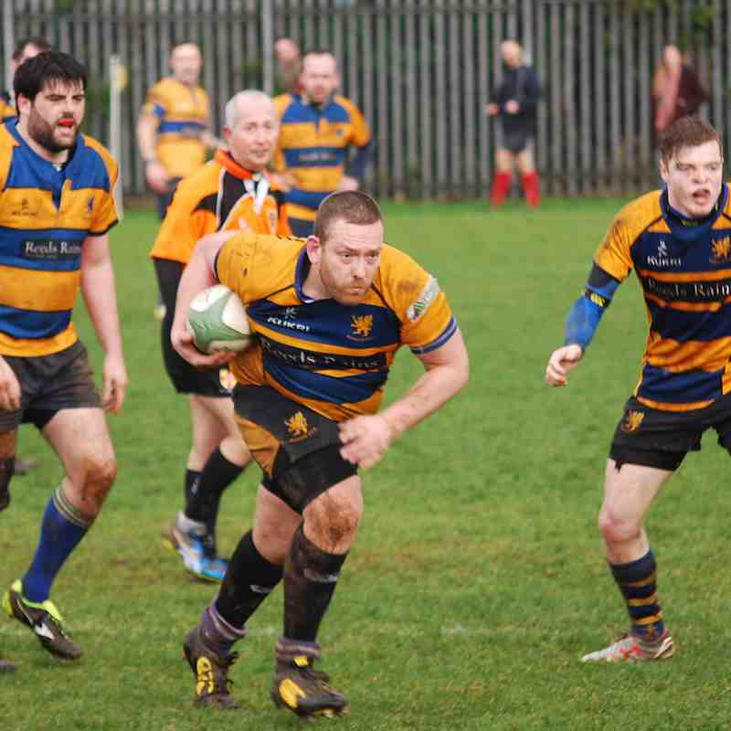 11/3/17 PSNI 2nds - Forster Plate S/F