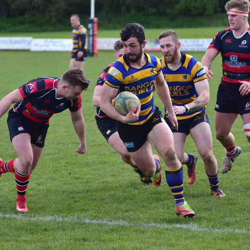 15/4/17 Rainey Old Boys - AIL Div 2C