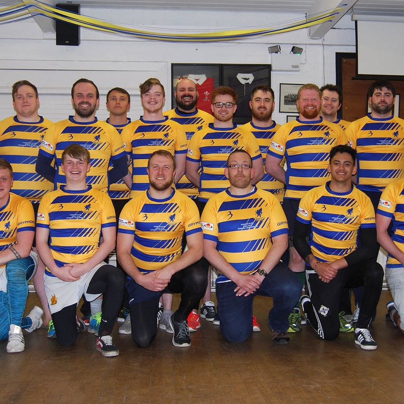 15/4/17 Dungannon 3rds - Forster Plate Final