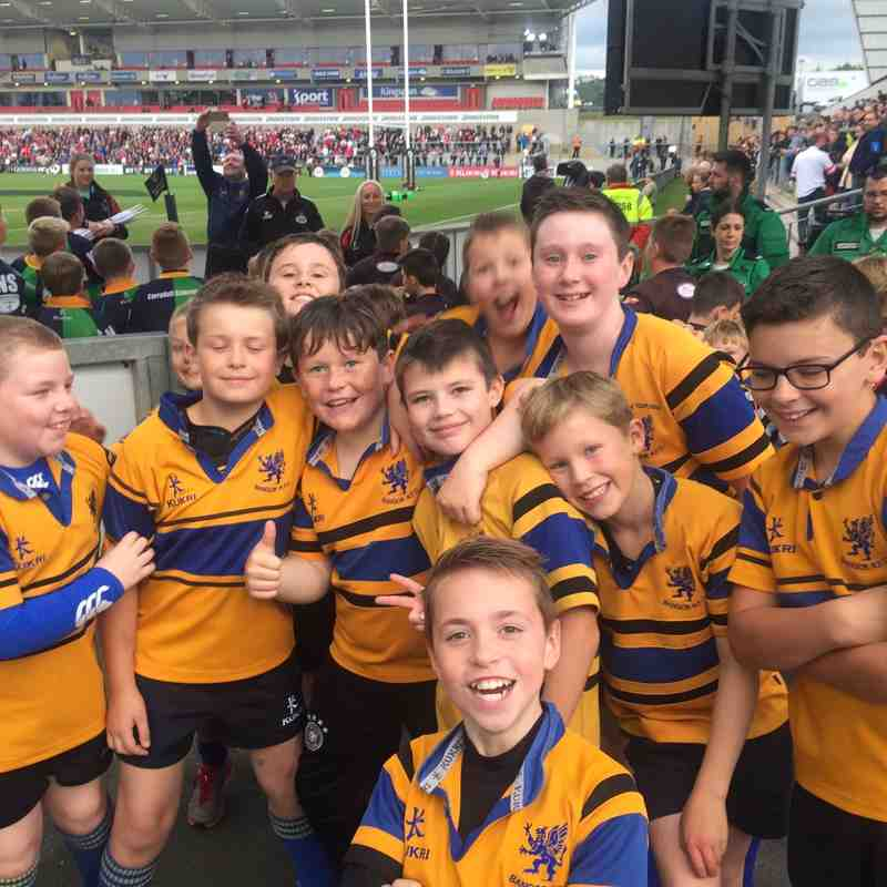1/9/17 Minis at Kingspan