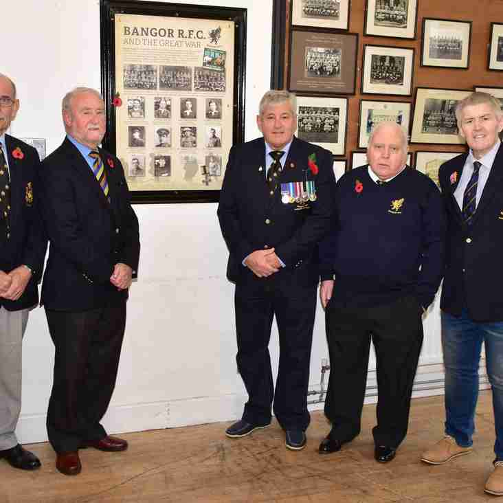 Bangor RFC and the Great War
