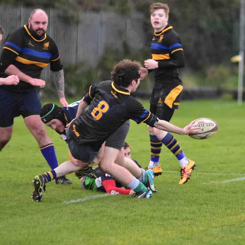 18/11/17 Ballynahinch 6ths - Provincial League 5