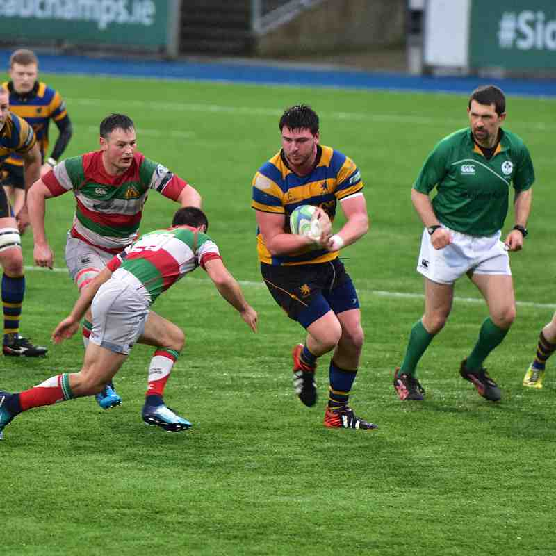 27/1/18 Bective Rangers - AIL Div 2C