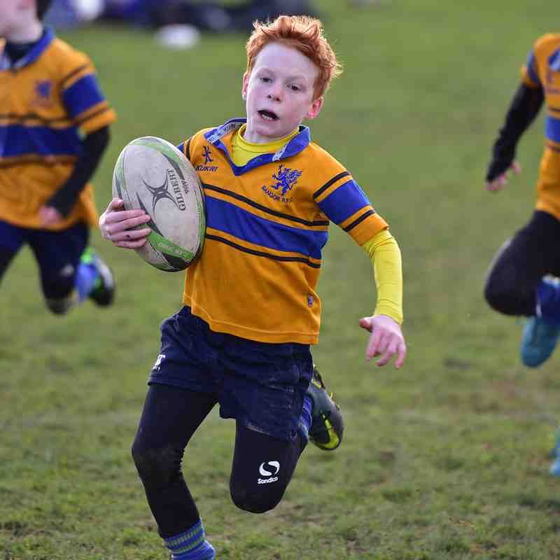 4/2/18 Mini Rugby Blitz & Craft Fair