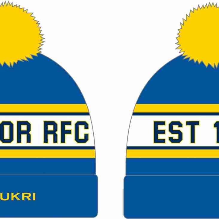BRFC Bobble Hats