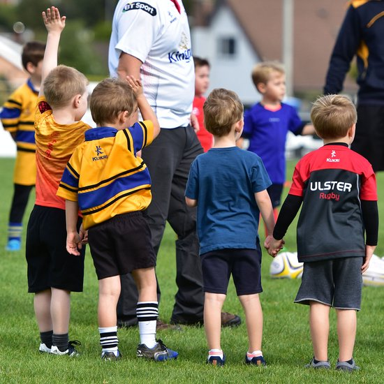9/9/18 Mini rugby recommences