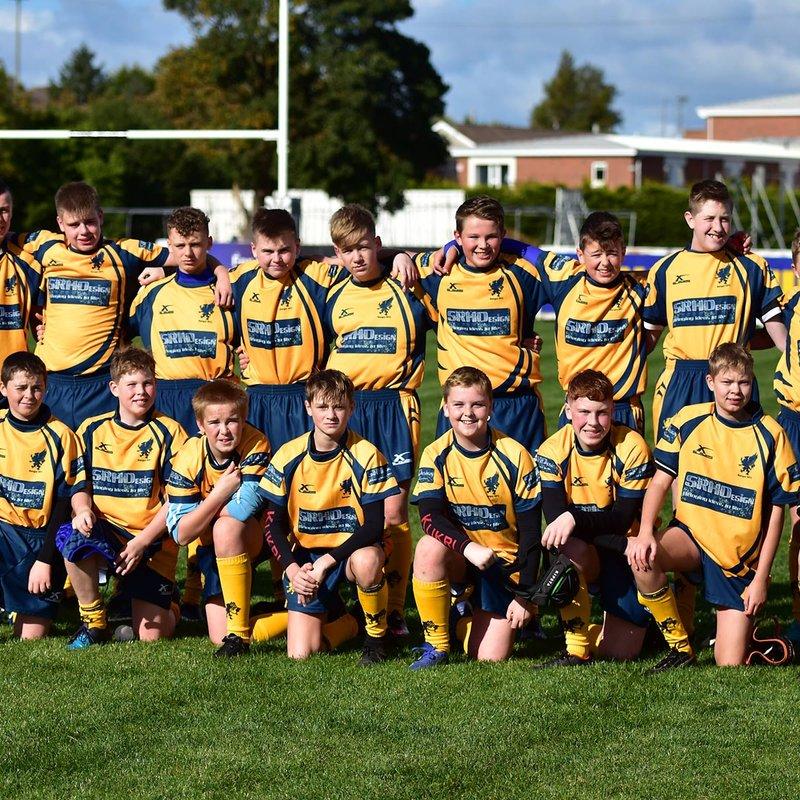 U14's winning ways continue at Newry