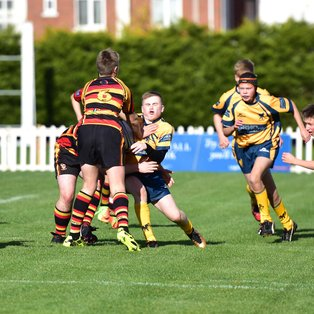 Lurgan U14s too strong for Bangor