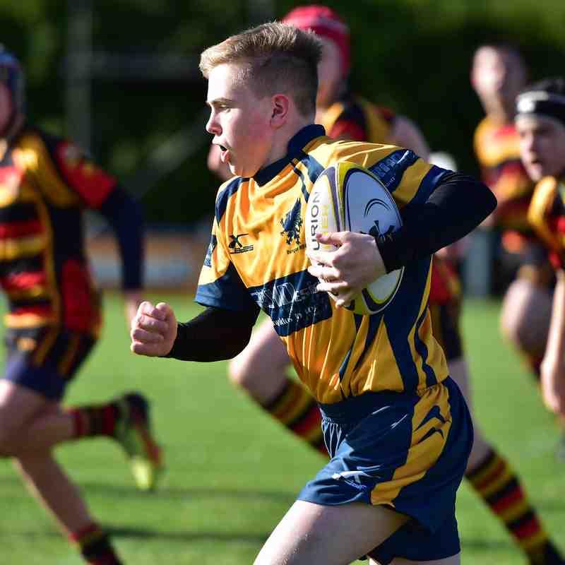 6/10/18 Lurgan U14 - Ulster Carpets U14 league