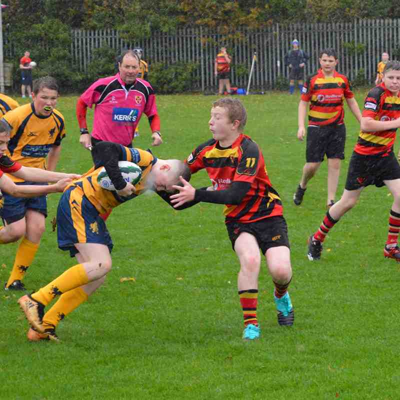 13/10/19 Ophir U14 - Ulster Carpets League