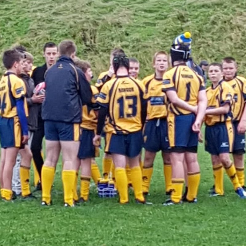 U14s go top with win at Cooke