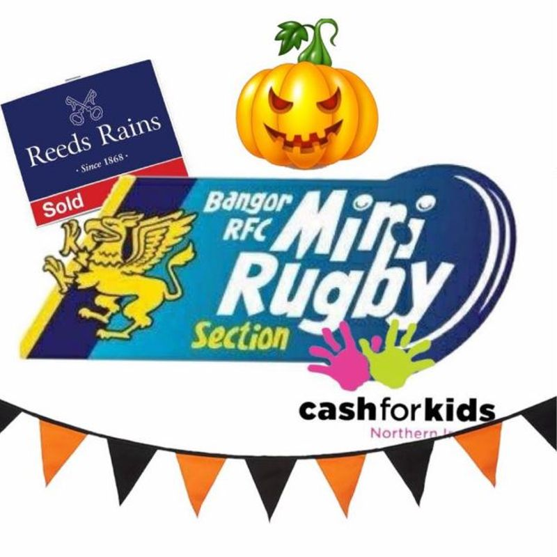 Mini Rugby Halloween Bonanza
