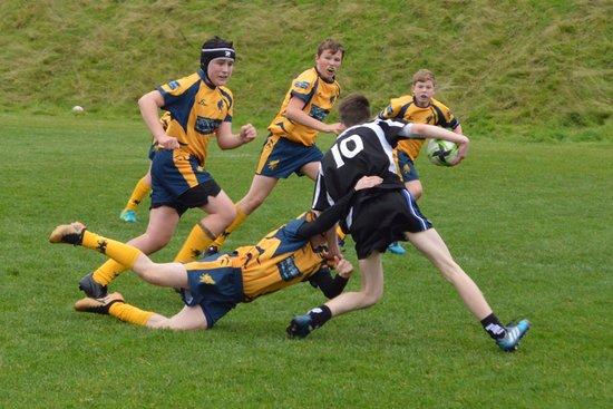 20/10/18 Cooke U14 - Ulster Carpets League