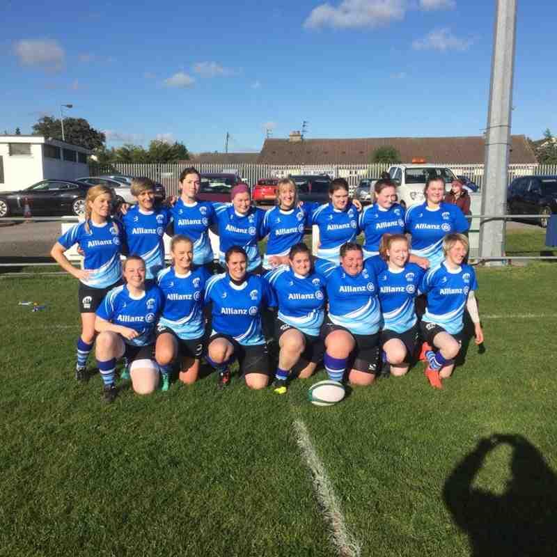 28/10/18 Randalstown - North Down Ladies