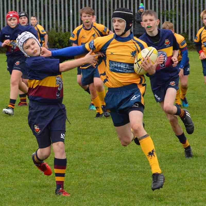 3/11/18 Banbridge U14 - Ulster Carpets League