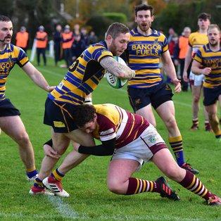 Bangor battle back for Bruff bonus
