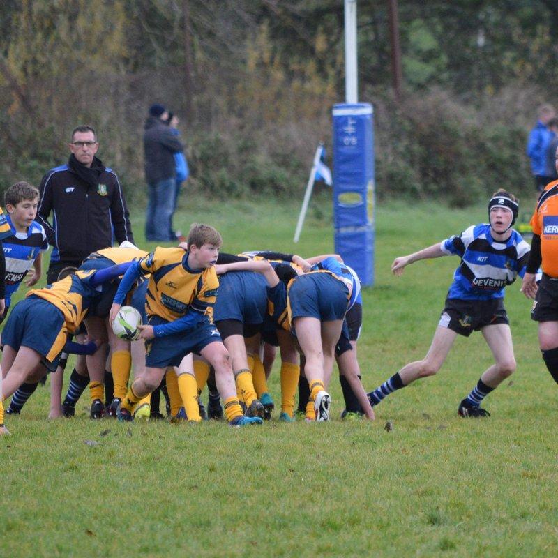 10/11/18 Newry U14 - Ulster Carpets League