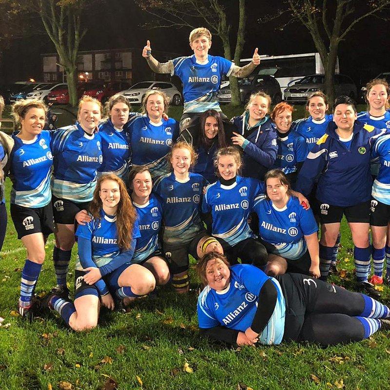 North Down Ladies improve at Malone