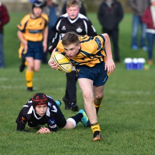 Second successive derby win for Bangor U14s