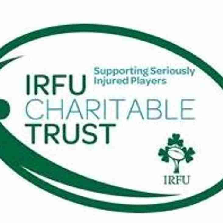 IRFU Charitable Trust Week 2018/19