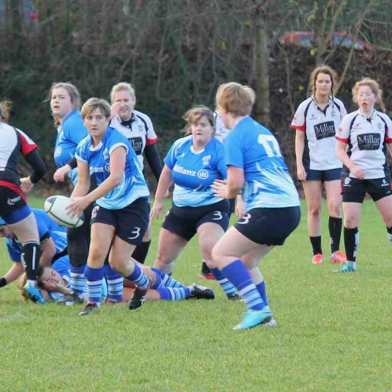 9/12/18 Cooke Ladies 2nds - North Down Ladies