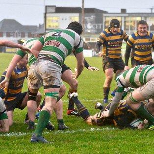 Deirdre causes Bangor to slip up against Omagh