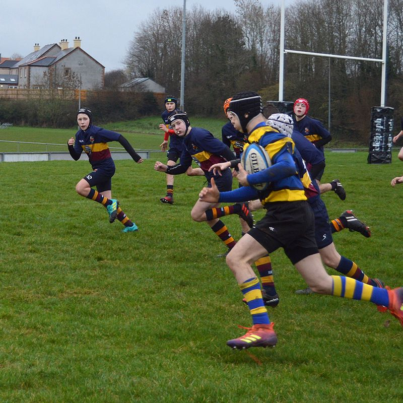 Bangor U14s too strong for Banbridge