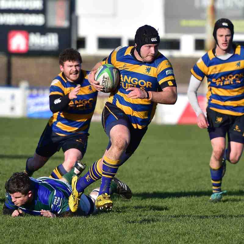 2/2/19 Grosvenor 2nds - Provincial League Div 1