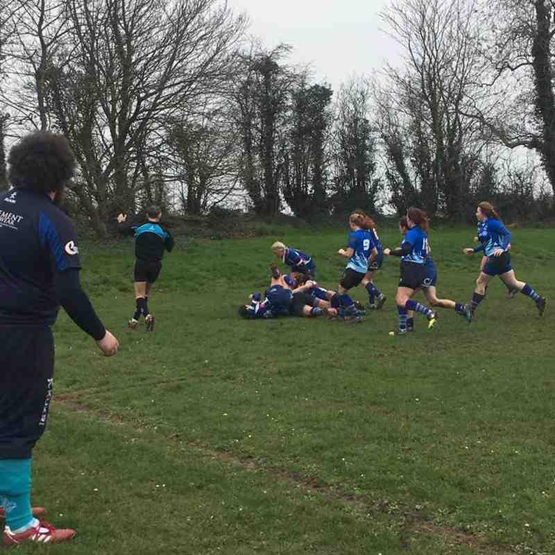 3/3/19 North Down Ladies v Portadown Bluebirds