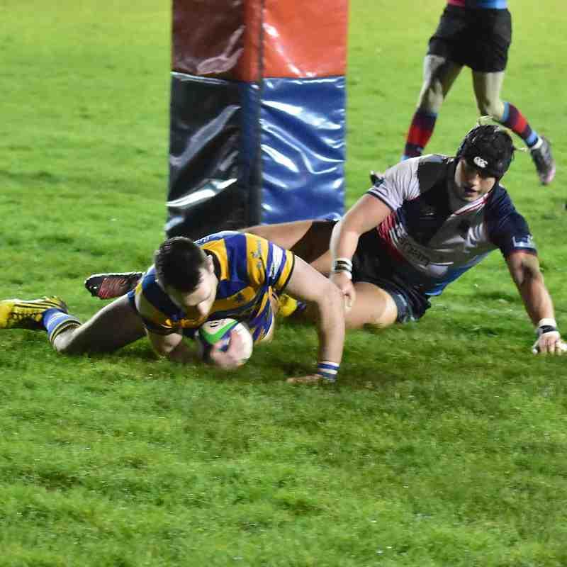 28/3/19 Harlequins 2nds - Provincial League 1