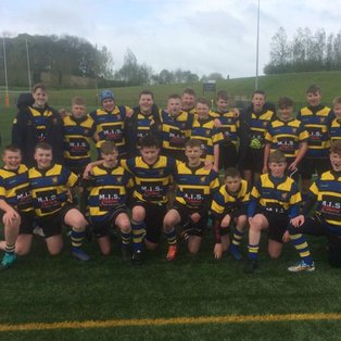 Bangor U14 pipped at the post by Armagh